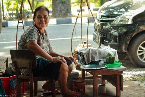 The Lady who sells 'dawet'