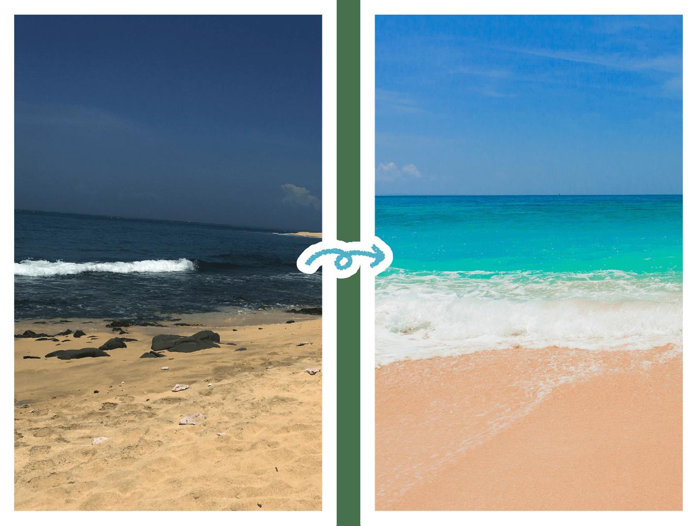 掌握三分構圖和曝光,輕鬆拍出迷人的海景照