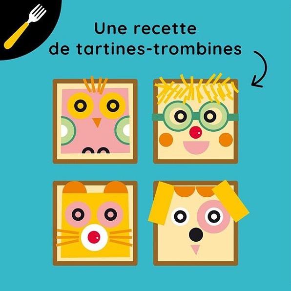 Tartines trombines