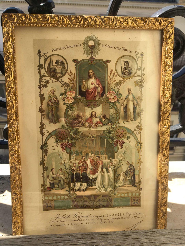 chromolithographie-religieuse-1930-cadeau-confirmand