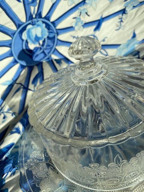 Cloche verre gravée merveilles de marie décoration  Lons le saunier
