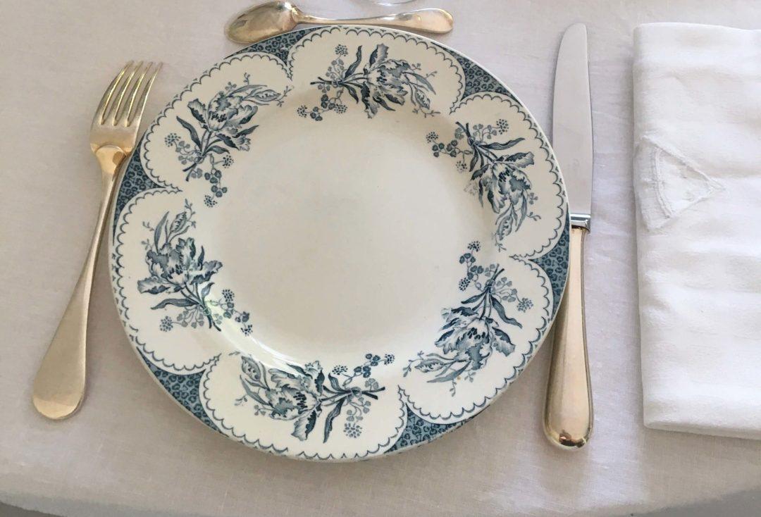 assiettes-faience-luneville-art-nouveau