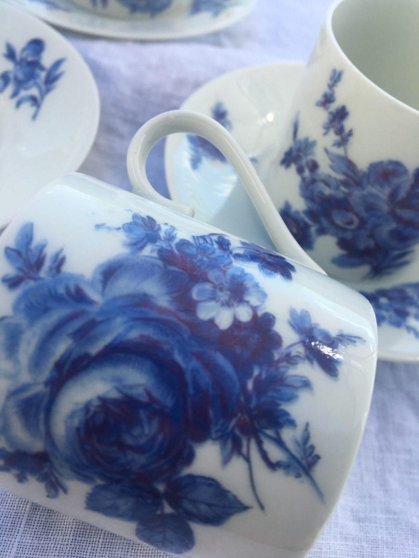 Tasses à café Royal Limoges