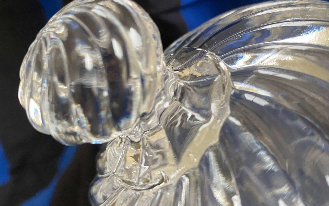 Drageoir en cristal Baccarat