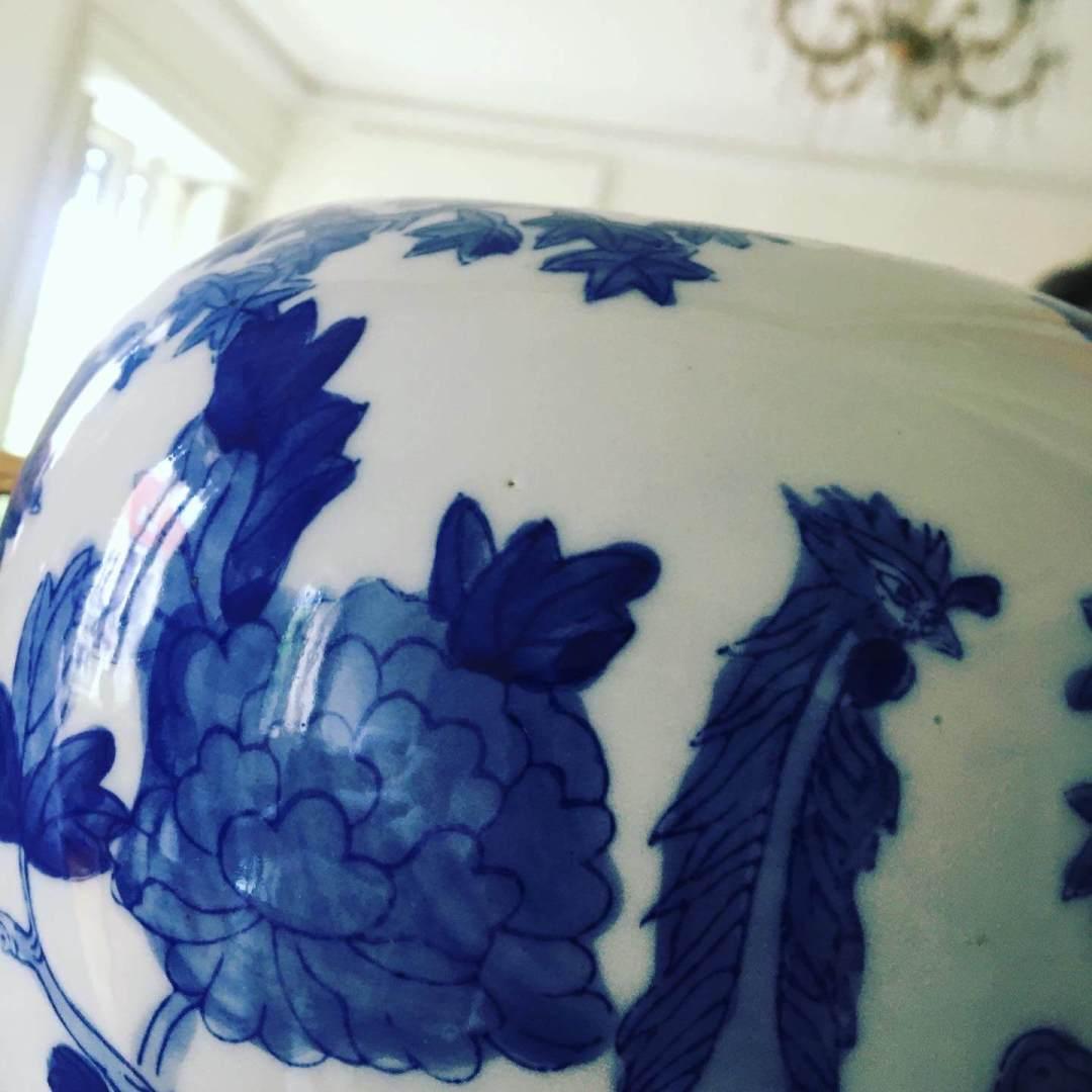 Cache-pot-porcelaine-bleu