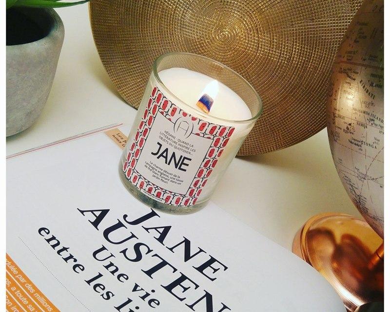 Les bougies Hêdane