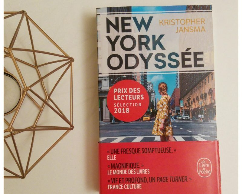 New York Odyssée _ Kristopher Jansma