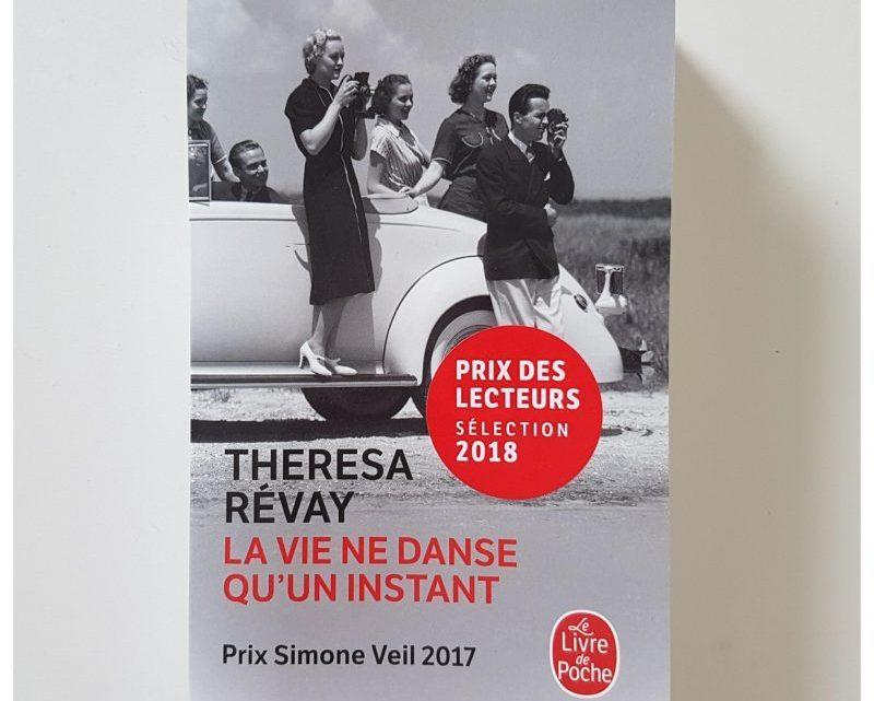 La vie ne danse qu'un instant _ Theresa Revay