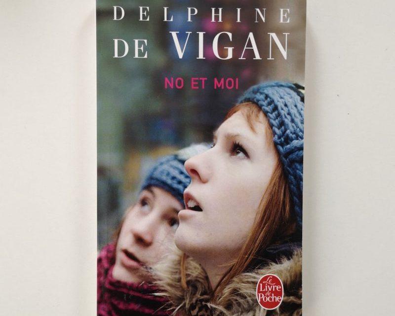 No et moi _ Delphine de Vigan