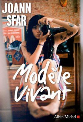 Modèle vivant _ Joann Sfar