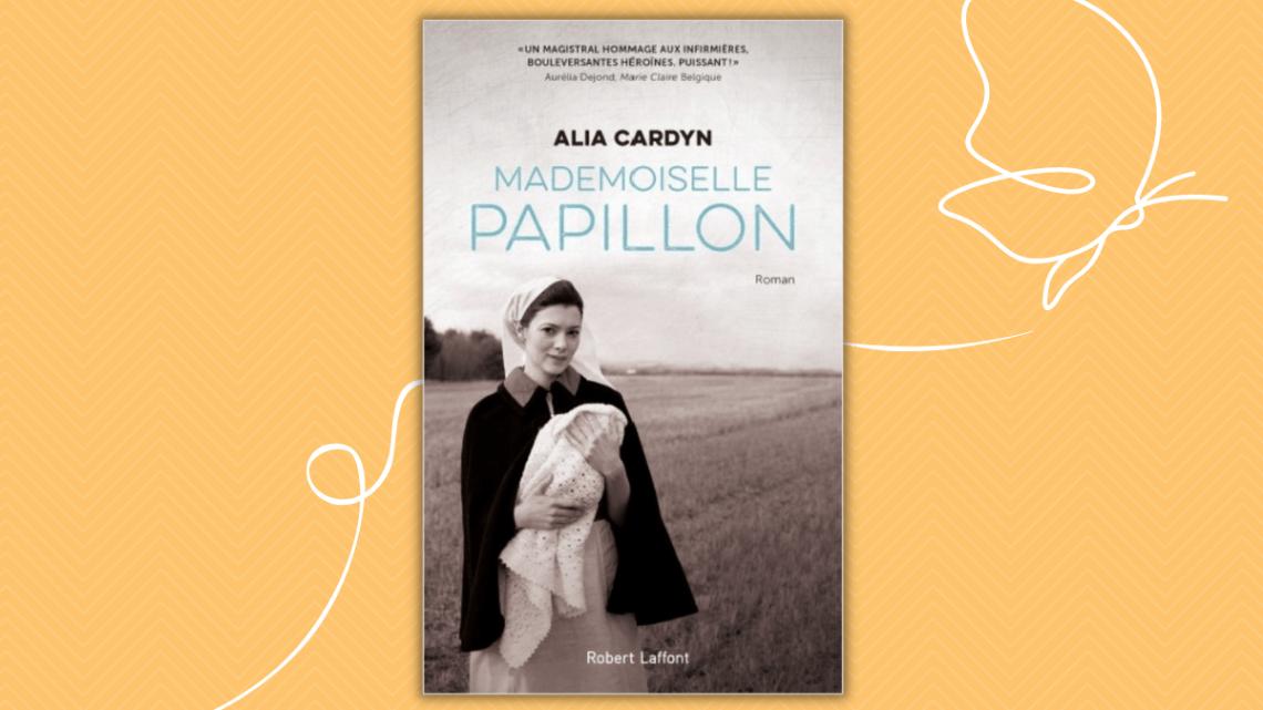 Mademoiselle Papillon _ Alia Cardyn