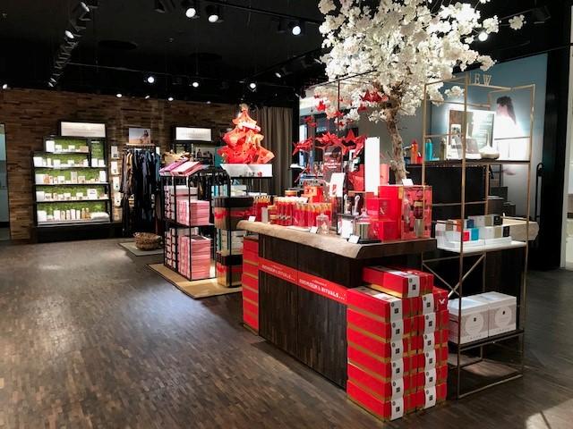 ouverture de la nouvelle boutique Rituals à Rouen par Karine GUYON