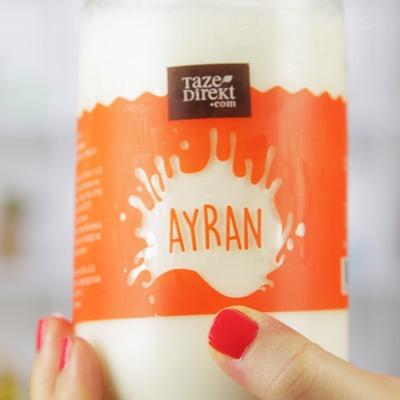 TazeDirekt Ayran