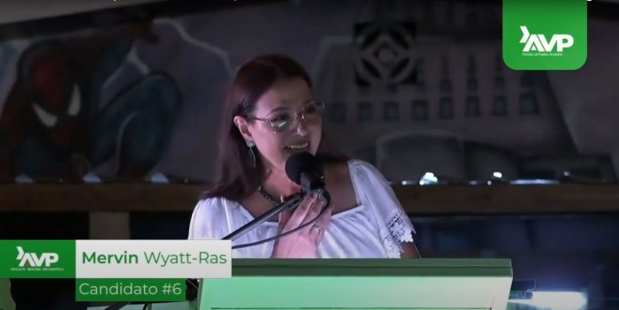 Declaracion di Mervin Wyatt-Ras Pos Chikito 20 di mei 2021