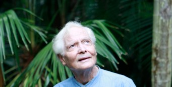 W. S. Merwin on Hawaii Public Radio