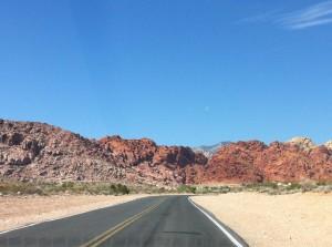 empty road smn