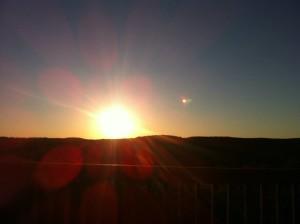 sunset upstate smn