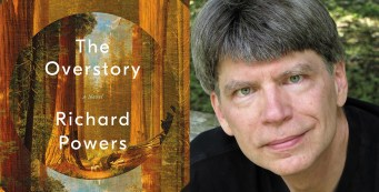 Author Richard Powers will be the first Green Room guest of 2019