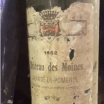 Wine Bottles Found Under Merwin's House