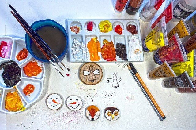 3-things-about-acrylic-paints