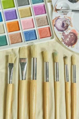 Watercolor Gouache Acrylic Paint 2