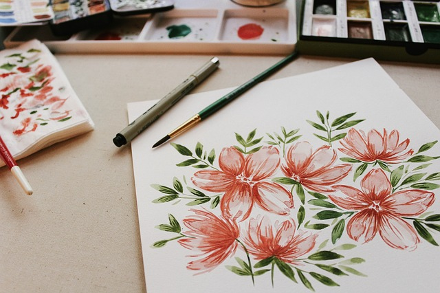 Easy Fall Watercolor Painting Ideas for Beginners Step by Step