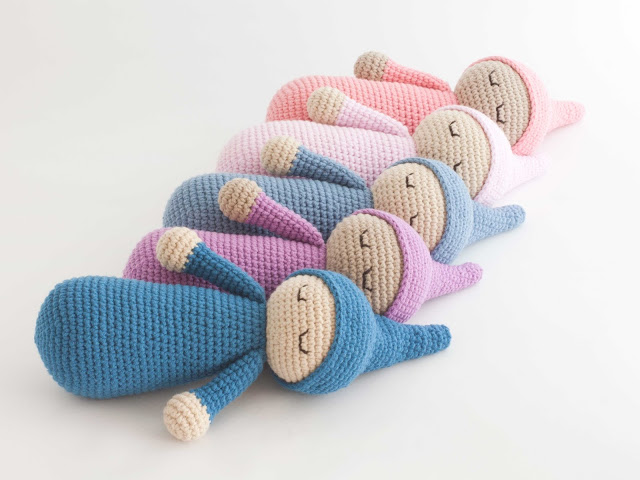 Doudou Amigurumi Le Patron Crochet Pour Débutants Mery