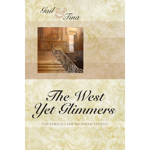 The West Yet Glimmers