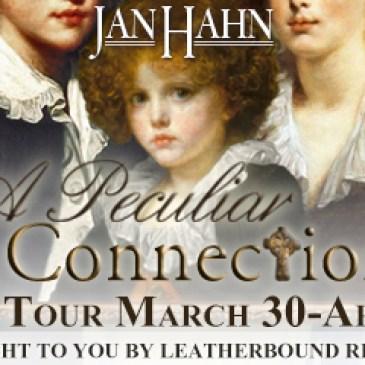 A Peculiar Connection Blog Tour March 30-April 15