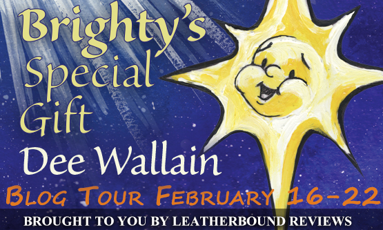 Brighty's Special Gift Blog Tour – Feb 16-22