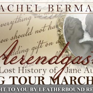 Aerendgast Blog Tour: March 2-18