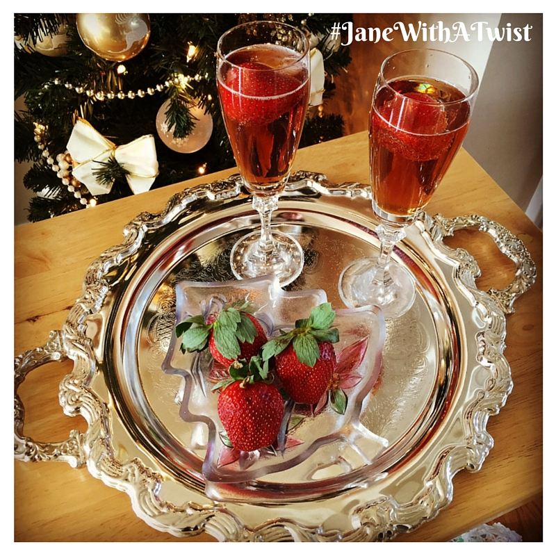 #JaneWithATwist: Strawberries for Emma