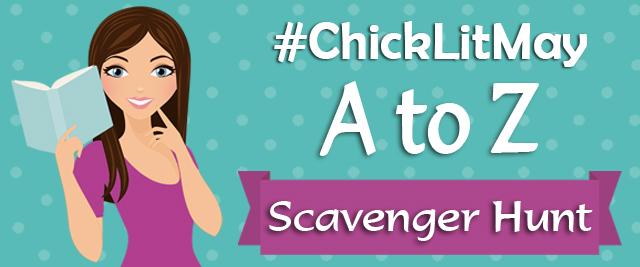 #ChickLitScavengerHunt