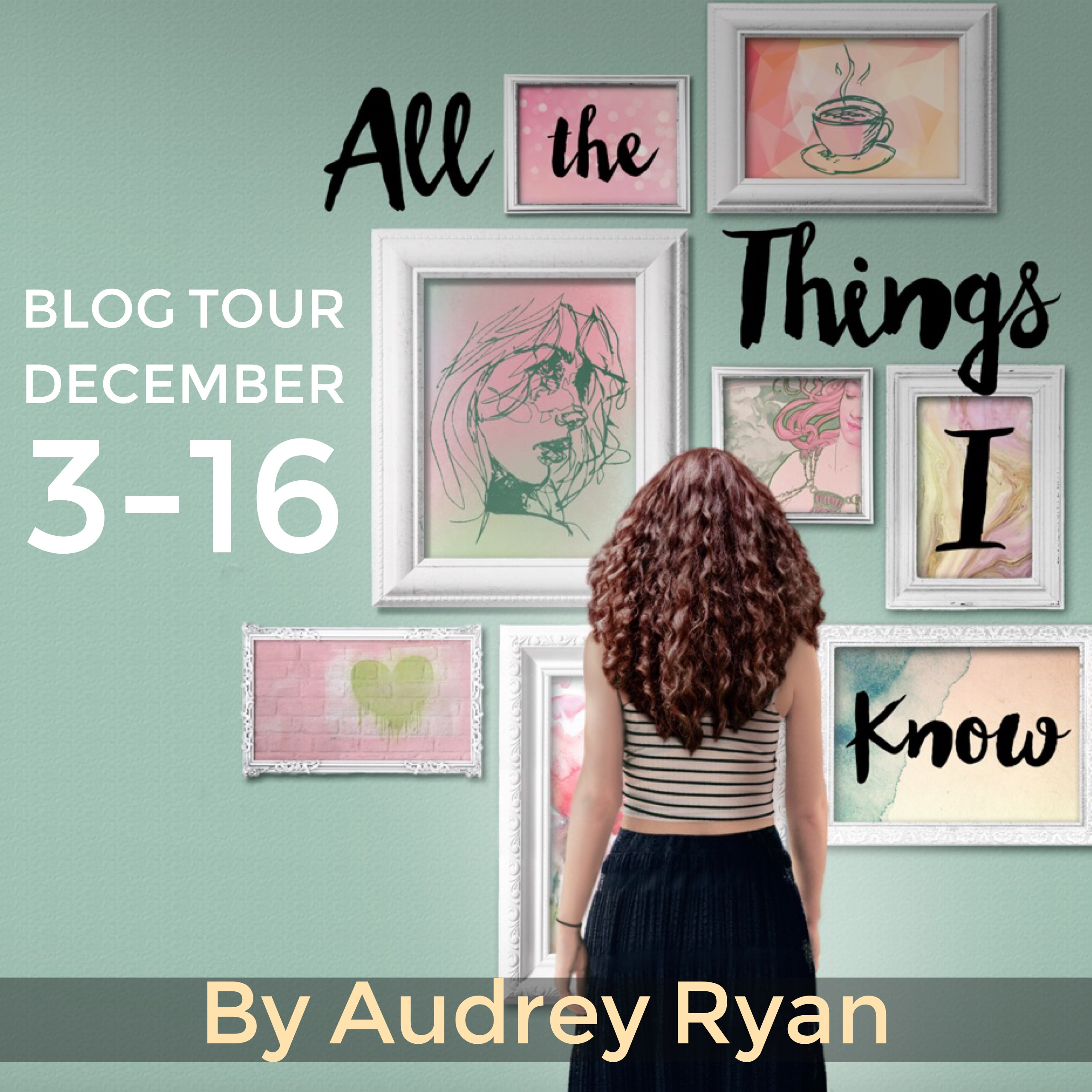 Blog Tour: All the Things I Know