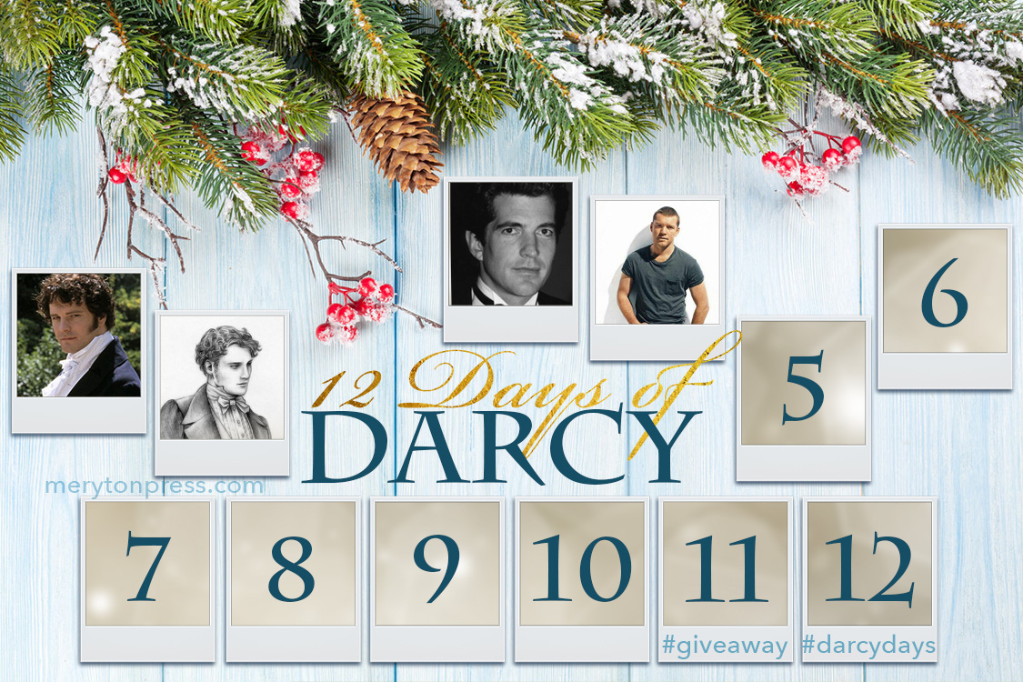 #DarcyDays 4 with Amy George