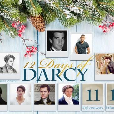 #DarcyDays 10 with Jan Ashton