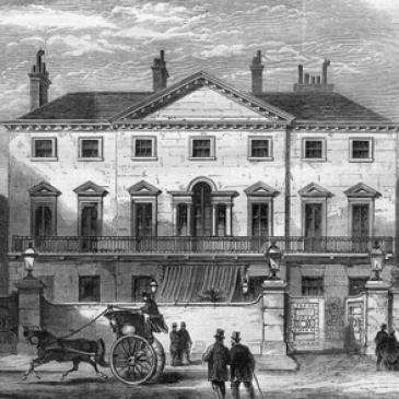 #MyPemberley: Cambridge House
