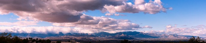 Vegas Clouds