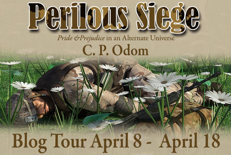 C. P. Odom's Perilous Siege Blog Tour