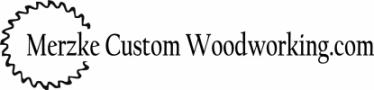 Merzke Custom Woodworking Logo
