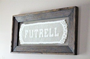 Weathered Oak Frame