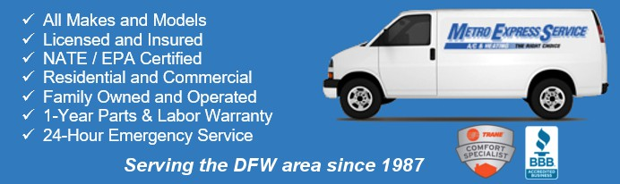 AC & Heating Repair, Installation & Maintenance Duncanville, TX