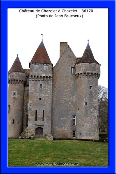 Chateau En Espagne 4 Lettres : chateau, espagne, lettres, BEAUX, CHATEAUX<br>DE, L'INDRE<br>(36)