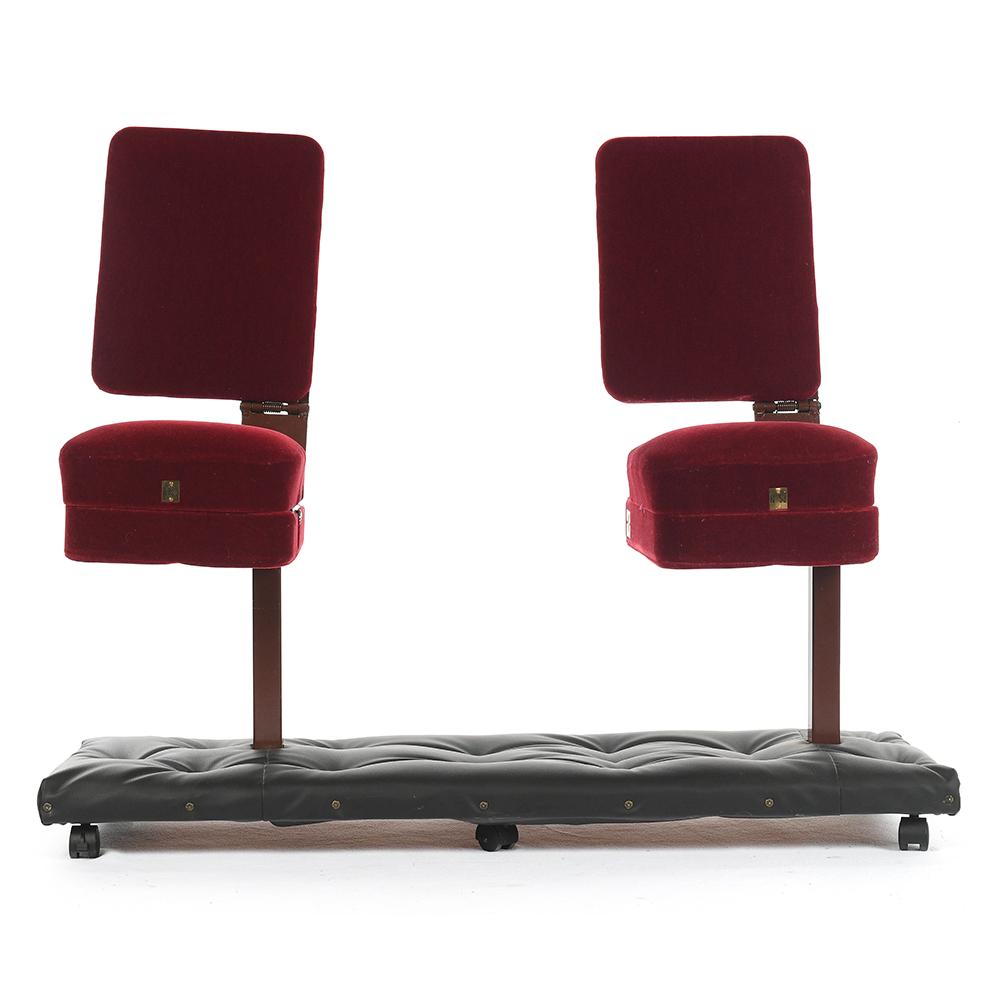 fauteuils de cinema rouge mes decouvertes julien cohen