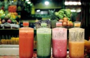 les jus de légumes pour aider a perdre du poids