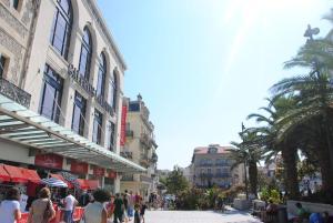 biarritz pieton