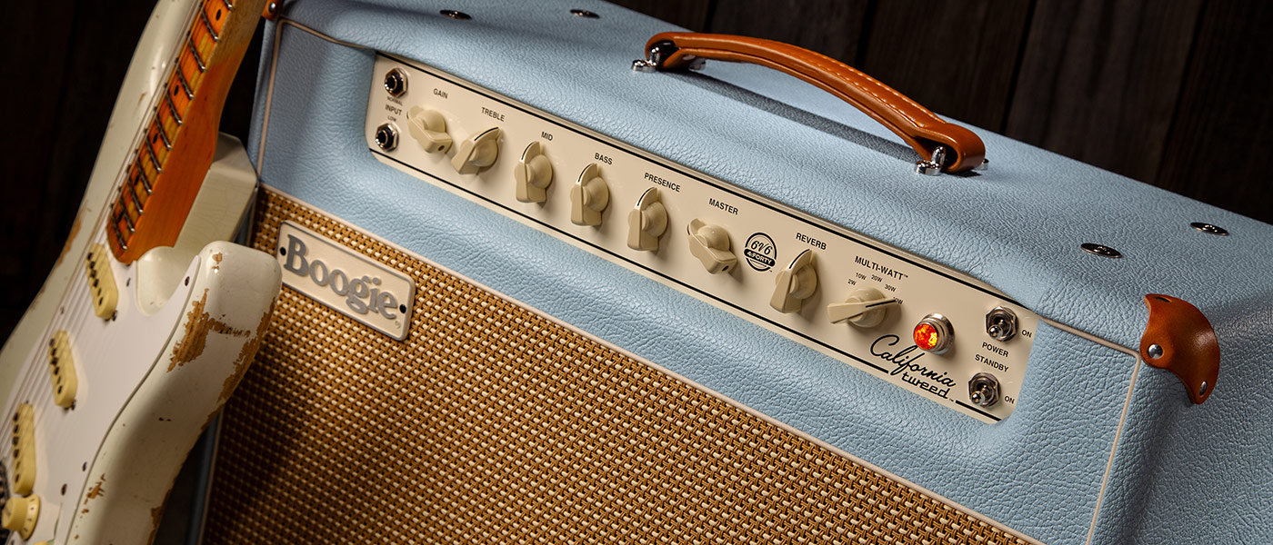 Mesa Boogie California Tweed 6V6 Guitar Amplifier  MESA