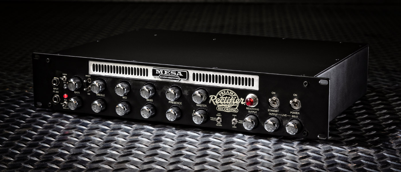 rectifier recording pre amp [ 1400 x 600 Pixel ]