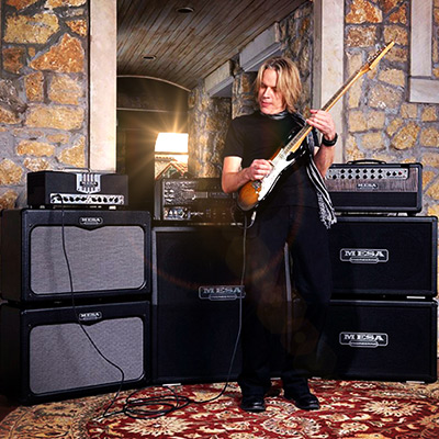 Andy Timmons  MESABoogie