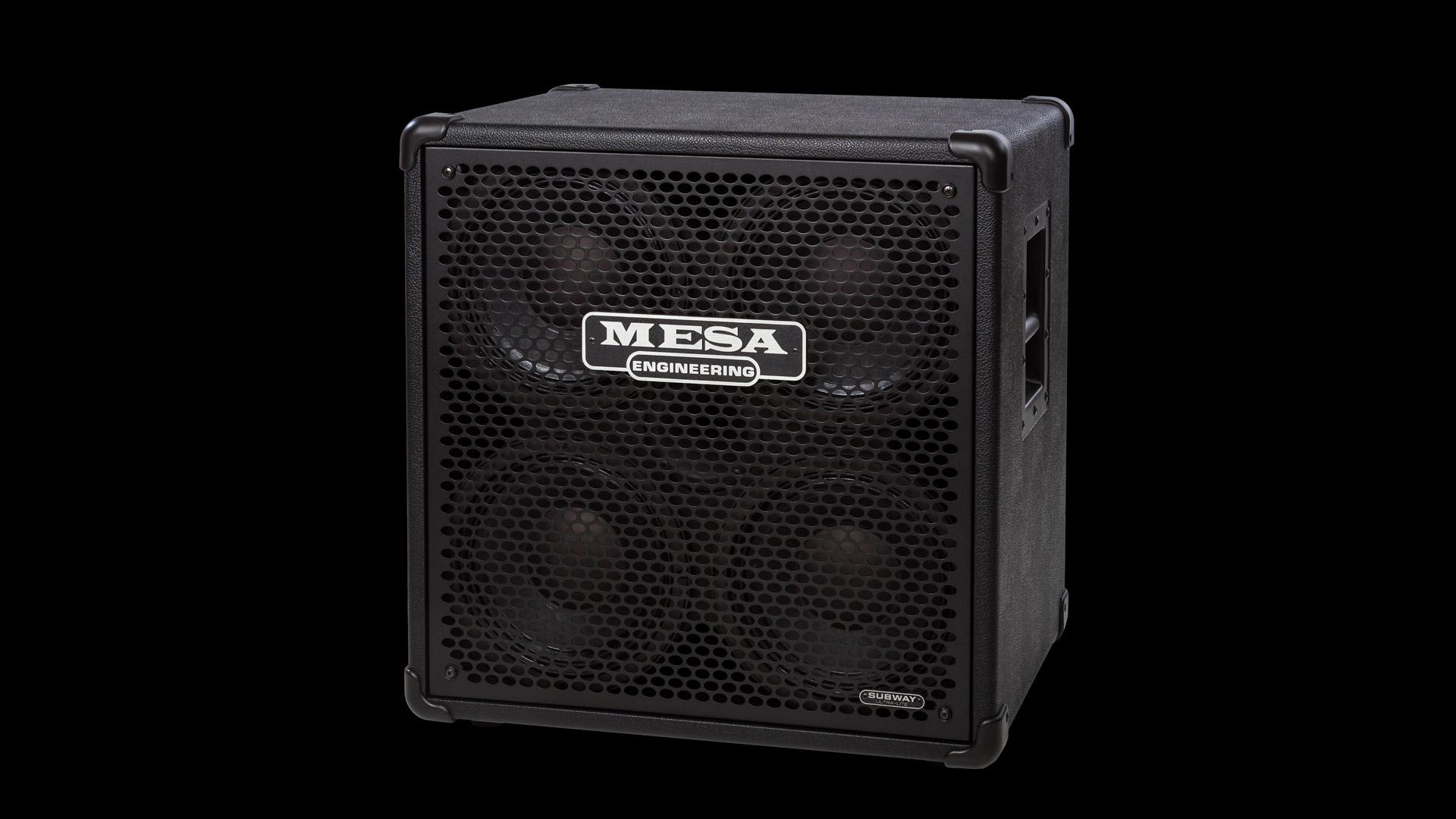 Mesa Boogie Subway UltraLite 4x10 Bass Cabinet  MESABoogie